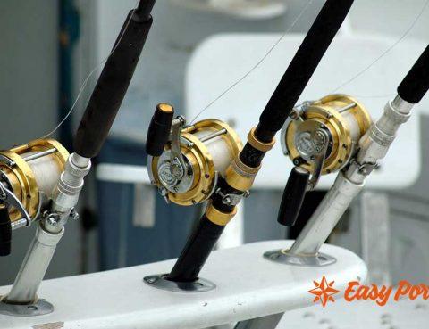 Campeonato de Cataluña de Pesca al Curricán de Costa en L'Ampolla